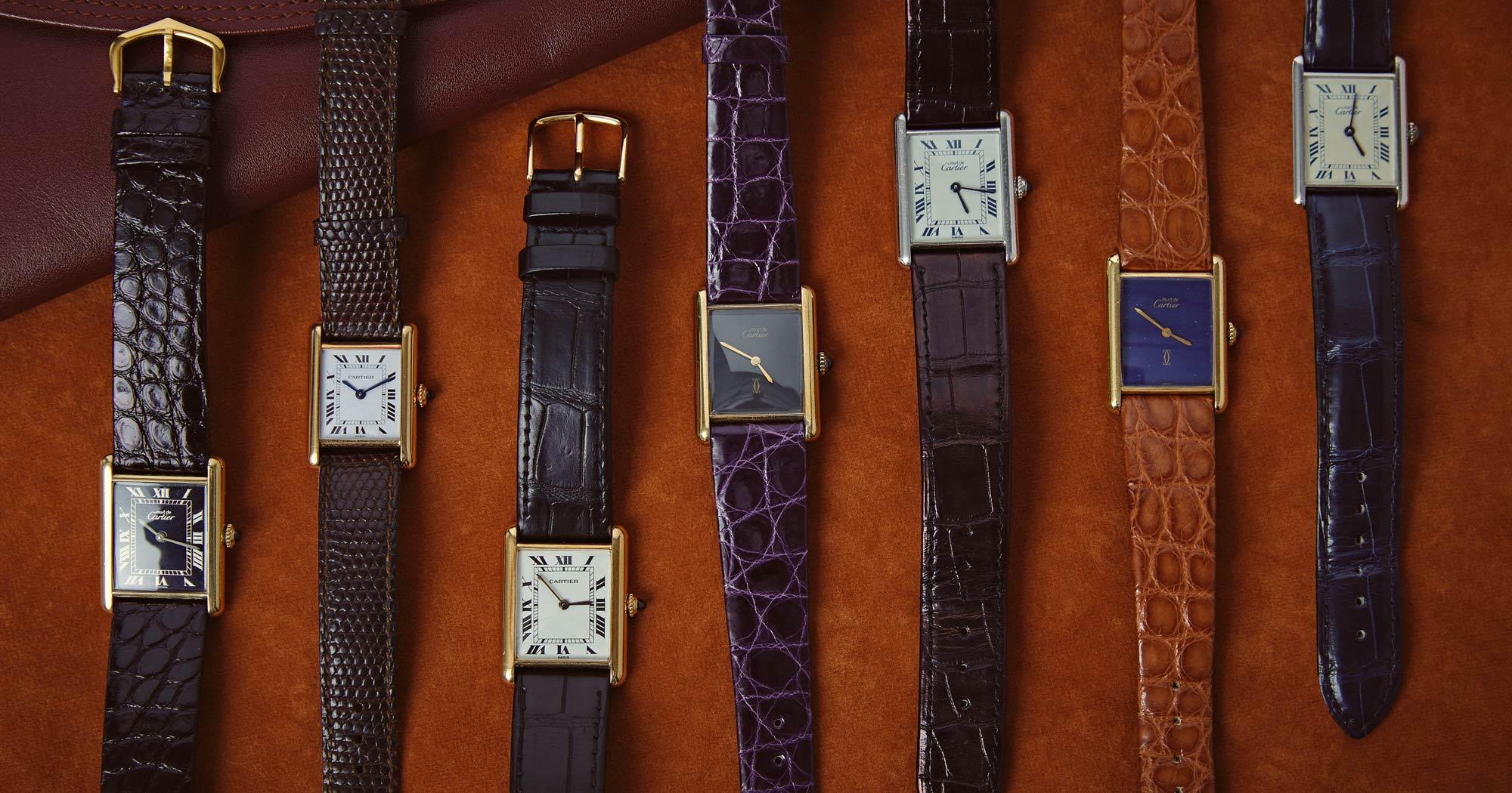 รับซื้อนาฬิกา Cartier